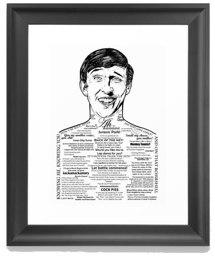 alanpartridge framed